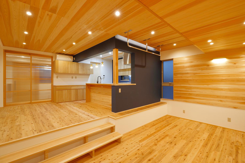 羽根井本町の家