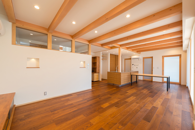 豊川篠束の家